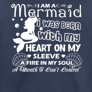 I Am A Mermaid Shirts - Toddler Premium T-Shirt