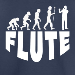Flute Evolution - Toddler Premium T-Shirt
