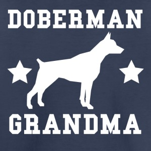 Doberman Grandma - Toddler Premium T-Shirt