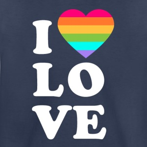 I love LGBT - Toddler Premium T-Shirt