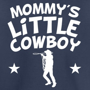 Mommy's Little Cowboy - Toddler Premium T-Shirt