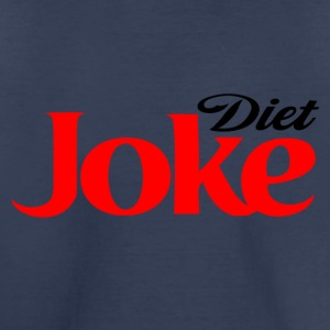 Diet Joke - Toddler Premium T-Shirt