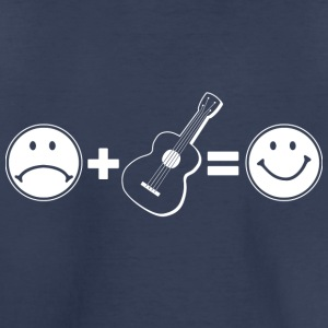 Guitar means Happiness - Toddler Premium T-Shirt