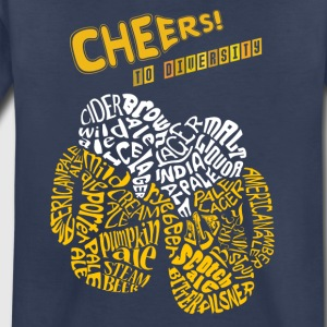 Cheers to Diversity - Toddler Premium T-Shirt