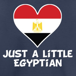 Just A Little Egyptian - Toddler Premium T-Shirt
