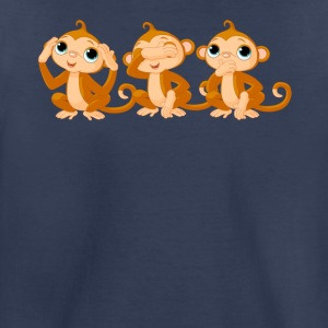 Monkey Tee Shirts - Toddler Premium T-Shirt
