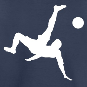 Bicycle Kick Soccer - Toddler Premium T-Shirt