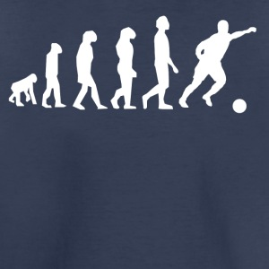 Soccer Evolution - Toddler Premium T-Shirt