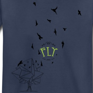 Feel free to fly - Toddler Premium T-Shirt