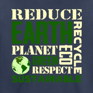 Earth Day Green Sustainable Tshirts - Toddler Premium T-Shirt