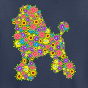 Doodle Flower Tee Shirt - Toddler Premium T-Shirt