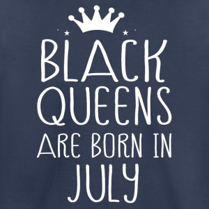Black queens are born in July - Toddler Premium T-Shirt