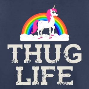 Thug Life Unicorn - Toddler Premium T-Shirt