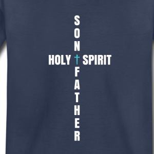 Father, Son, and Holy Spirit - Toddler Premium T-Shirt