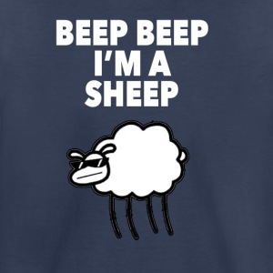 Beep Beep I'm A Sheep Funny Meme Tee Shirt - Toddler Premium T-Shirt