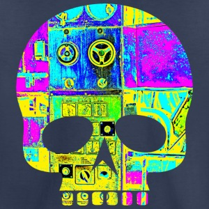 skull abstract - Toddler Premium T-Shirt