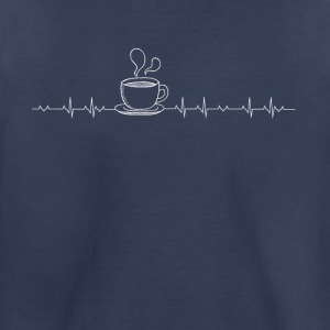 Coffee heartbeat lover - Toddler Premium T-Shirt