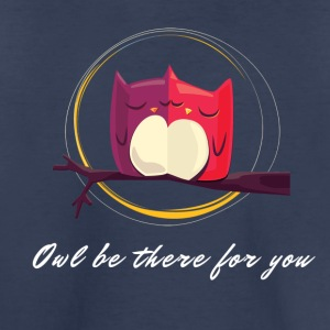 Owls Date - Toddler Premium T-Shirt