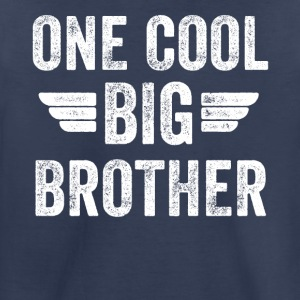 One cool big brother - Toddler Premium T-Shirt