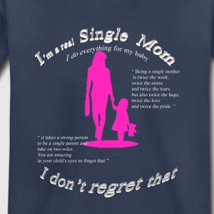 single mom of the office - Toddler Premium T-Shirt