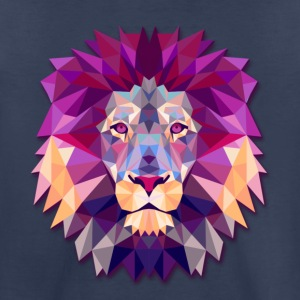 Lion Abstract - Toddler Premium T-Shirt
