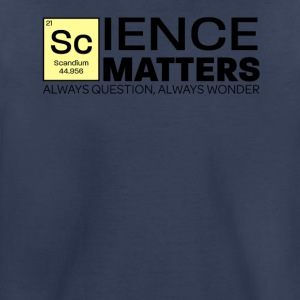 Show Them Science Matters - Toddler Premium T-Shirt