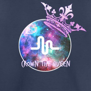 Musically crown the queen - Toddler Premium T-Shirt