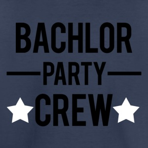BACHELOR PARTY CREW - Toddler Premium T-Shirt