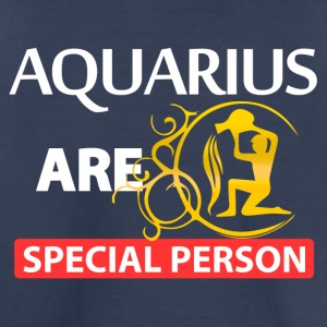 Aquarius are special person - Toddler Premium T-Shirt