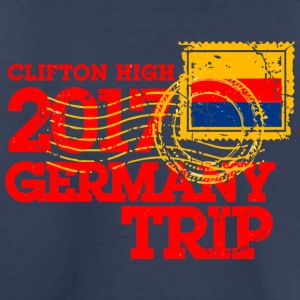 Clifton High 2017 Germany Trip - Toddler Premium T-Shirt