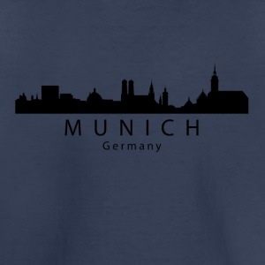 Munich Germany Skyline - Toddler Premium T-Shirt