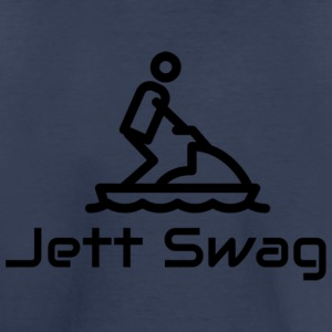 Jett Swag JetSki Black logo - Toddler Premium T-Shirt