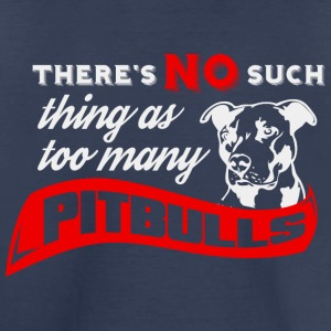 pitbulls - Toddler Premium T-Shirt