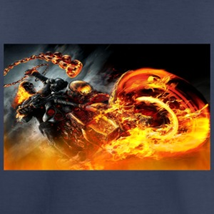The Ghost Rider - Toddler Premium T-Shirt