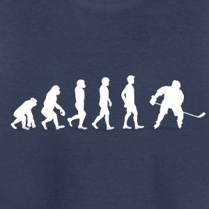 Hockey Evolution - Toddler Premium T-Shirt