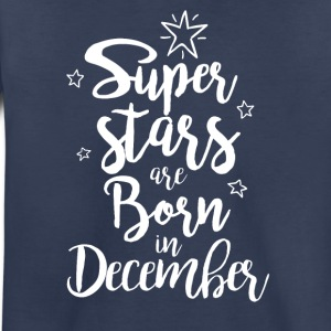 December Super Stars - Toddler Premium T-Shirt