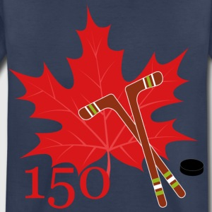 Canada 150 - Hockey - Toddler Premium T-Shirt