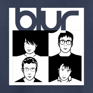 Blur band - Toddler Premium T-Shirt