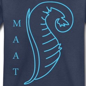 the feather of maat - Toddler Premium T-Shirt