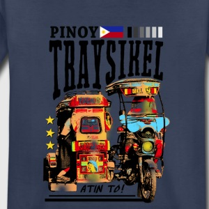 Pinoy Traysikel - Toddler Premium T-Shirt