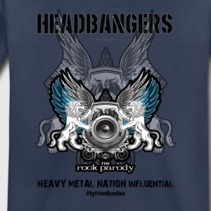 We, The HeadBangers - Toddler Premium T-Shirt
