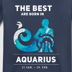 aquarius horoscope januar birthday astrology previ - Toddler Premium T-Shirt