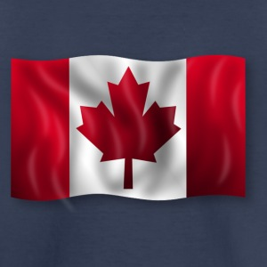 canadian flag - Toddler Premium T-Shirt