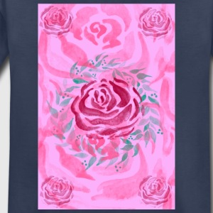 rose pink - Toddler Premium T-Shirt