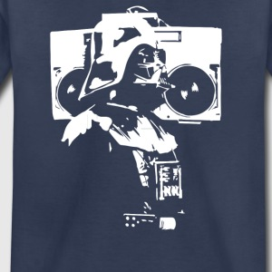 Darth Vader With Boom Box - Toddler Premium T-Shirt