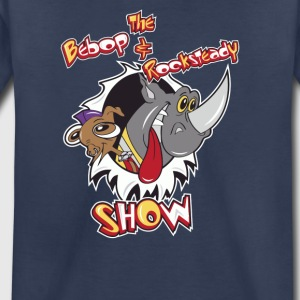 The Bebop and Rocksteady Show - Toddler Premium T-Shirt
