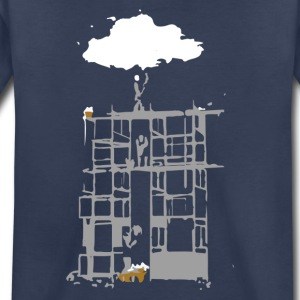 Building a Cloud - Toddler Premium T-Shirt