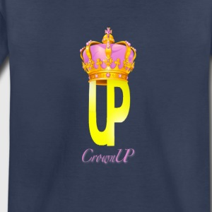 crownUP 6 5 1 final 4x6 - Toddler Premium T-Shirt