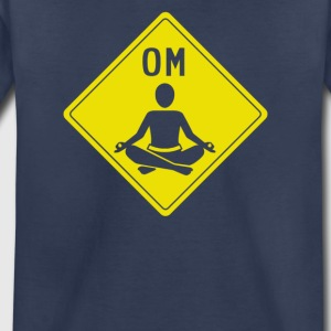 Om Sign - Toddler Premium T-Shirt
