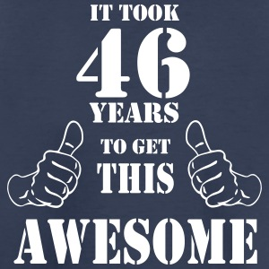 46th Birthday Get Awesome T Shirt Made in 1971 - Toddler Premium T-Shirt
